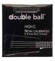 Corde per Basso Double Ball-End