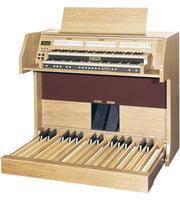 2-manualige klassieke orgels