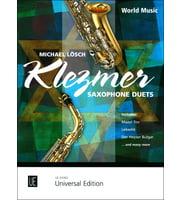Sheet Music for Saxophone