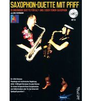 songboeken voor saxofoon