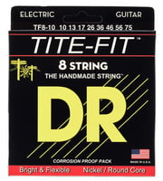 8-String Electric Guitar Strings