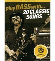Songbücher für Bassgitarre