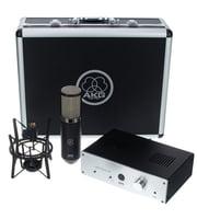 Suurikalvoiset mikrofonit
