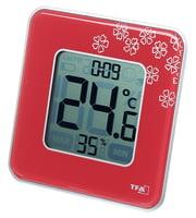 Hygrometer och luftfuktare