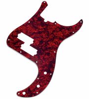 P-Bass Style Pickguards for Bass