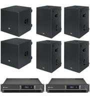 Passive Speaker PA Sets
