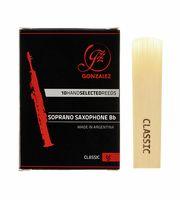 Blätter für Sopran-Saxophon