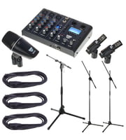 Microphone Sets for Drums