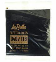 040 5-String Electric Bass Strings