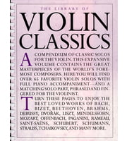 Classical Violin Sheet Music