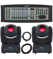 Moving Head and Scanner Sets