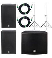 Active Speaker PA Sets