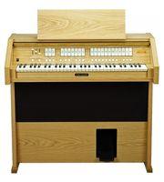 1-manualige klassieke orgels