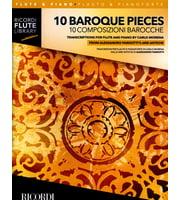 Klasické noty pro příčnou flétnu