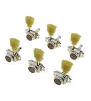 3L/3R Tuning Machines for Guitar