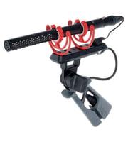 Småmembran kondensator- mikrofoner
