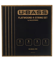 Flatwound Electric Bass Strings