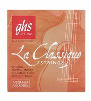 Cuerdas de guitarra clásica
