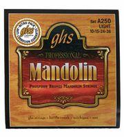 Cuerdas de mandolina