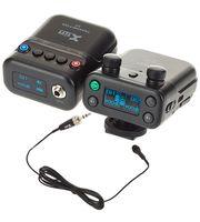 Sistemas inalámbricos con micrófono de solapa