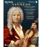 Notas clásico para violin