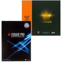 Steinberg Cubase Pro 9.5 Waves Platinum