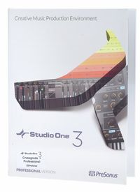 Presonus Studio One V3 Prof. Crossgrade