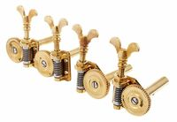 Sloane Italian Style Brass Core 4-str