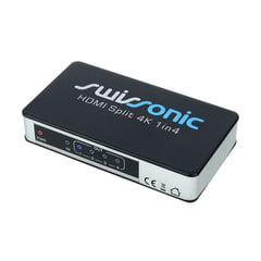 Swissonic HDMI Split 4K 1in4
