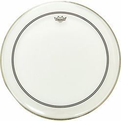 """Remo 24"""" Powerstroke 3 Clear Bass"""