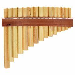 Gewa Pan flute G- Major 15 Pipes