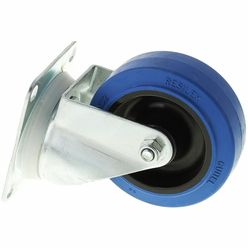 Adam Hall 37023 Blue Wheel 100mm
