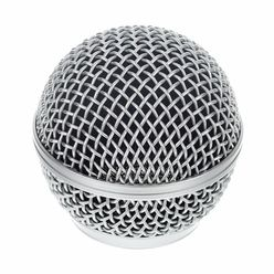the t.bone SM58 Replacement Screen Silver
