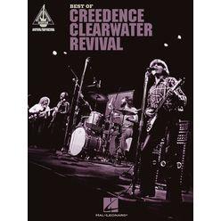 Hal Leonard Best Of Creedence Clearwater