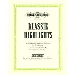 Edition Peters Klassik Highlights 1
