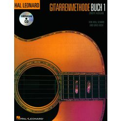 Hal Leonard Gitarrenmethode 1 + CD
