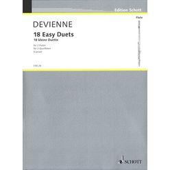 Schott Devienne 18 Kleine Duette