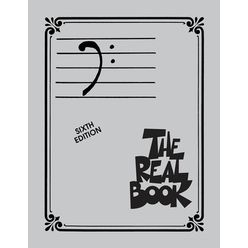 Hal Leonard Real Book 1 Bass Clef