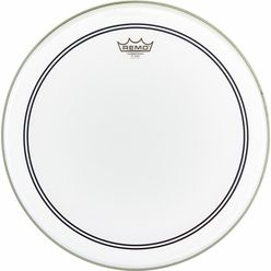 """Remo 18"""" Powerstroke 3 Clear"""