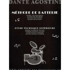 Dante Agostini Méthode De Batterie 3