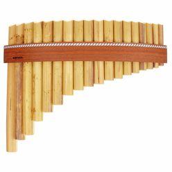 Gewa Pan flute G-Major 18 Pipes