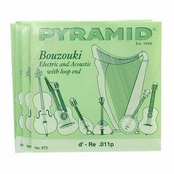 Pyramid Bouzouki Strings 672/8