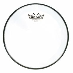 """Remo 10"""" Powerstroke 4 Clear"""