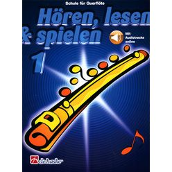 De Haske Hören Lesen Schule 1 Flute