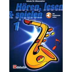 De Haske Hören Lesen Schule 1 A-Sax