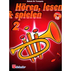 De Haske Hören Lesen Schule 2 Trumpet