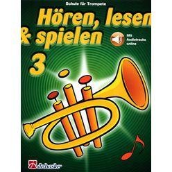 De Haske Hören Lesen Schule 3 Trumpet