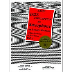 Try Publishing Company Niehaus Basic Jazz Concep. 1
