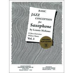 Try Publishing Company Niehaus Basic Jazz Concep. 2