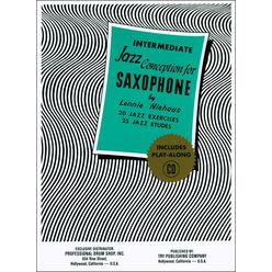 Try Publishing Company Intermediate Jazz Conception